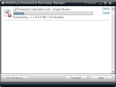 Free Internet: Realplayer Internet Download Manager Free