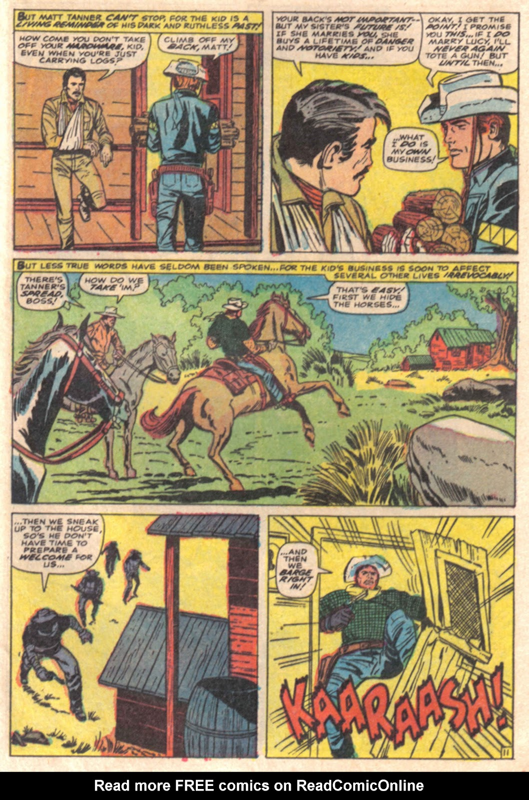 The Rawhide Kid (1955) issue 65 - Page 17