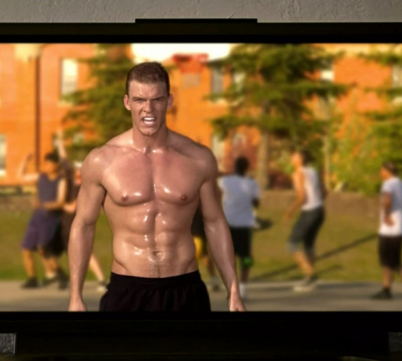 Picture About Alan Ritchson in Blue Mountain State Movie ...