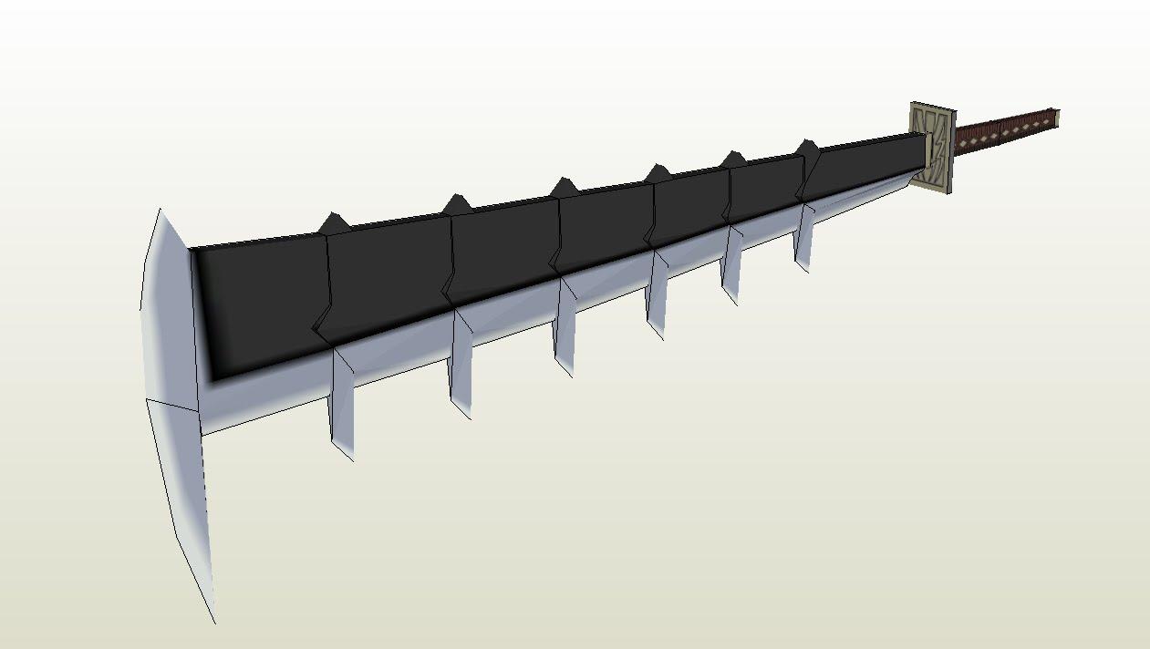 ACE craftsZabimaru Sword