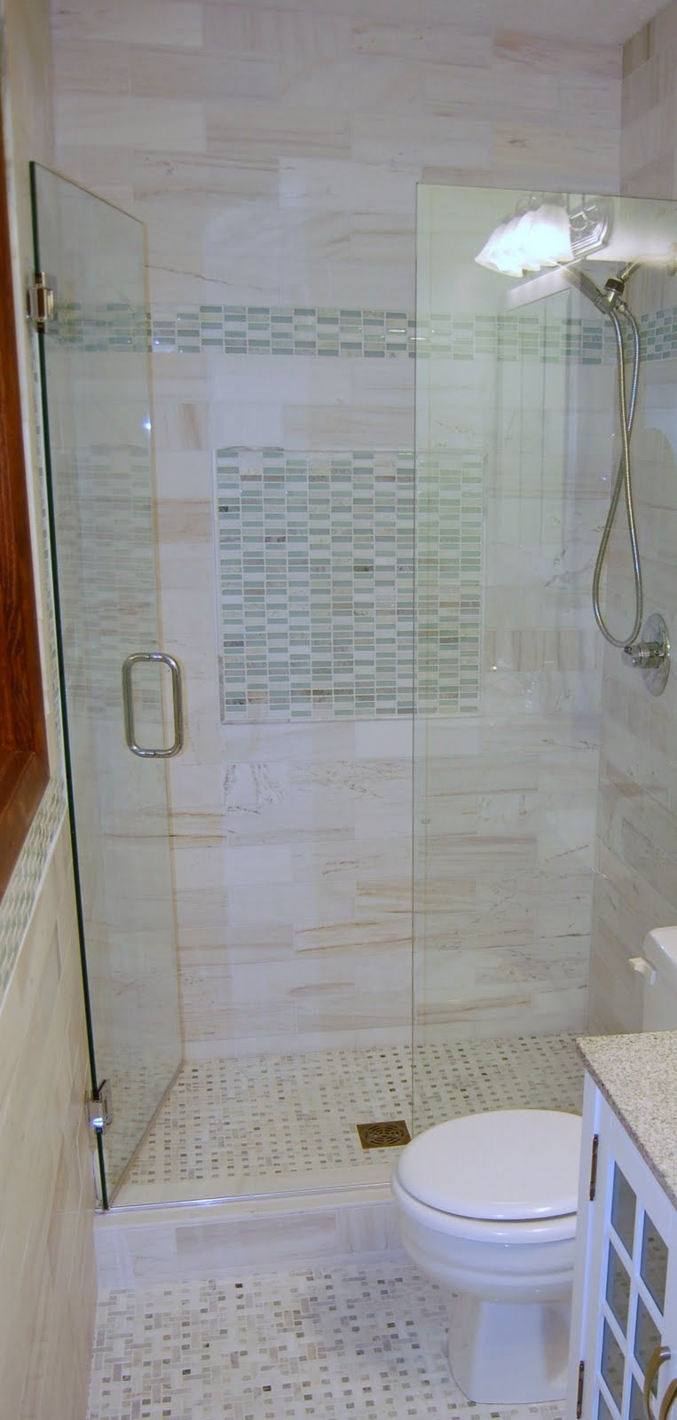 Customer Bathrooms | The Tile Shop: Design by Kirsty