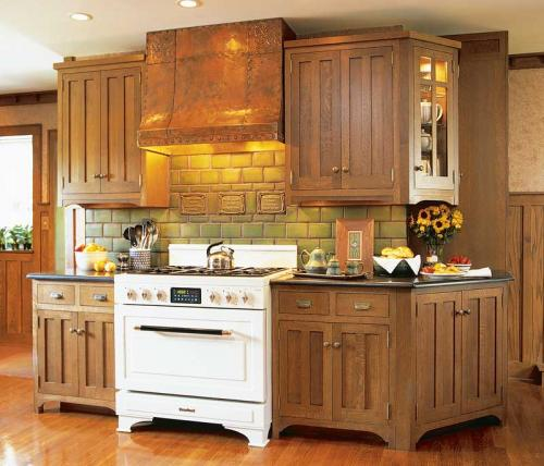 Kitchen Cabinets Mission Style: The Tile Shop: Design By Kirsty: Arts And Crafts Movement
