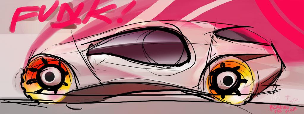 V Ling: 12.07 Uberhaxornova Animated Classics Hot Dog