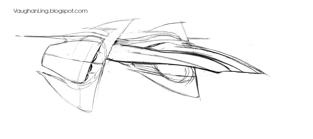 V Ling Accelerate contest wip