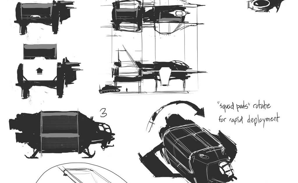 V Ling Spaceships