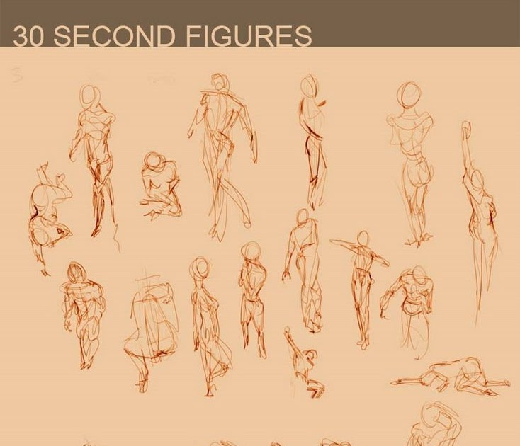V Ling: 30 Second Figures
