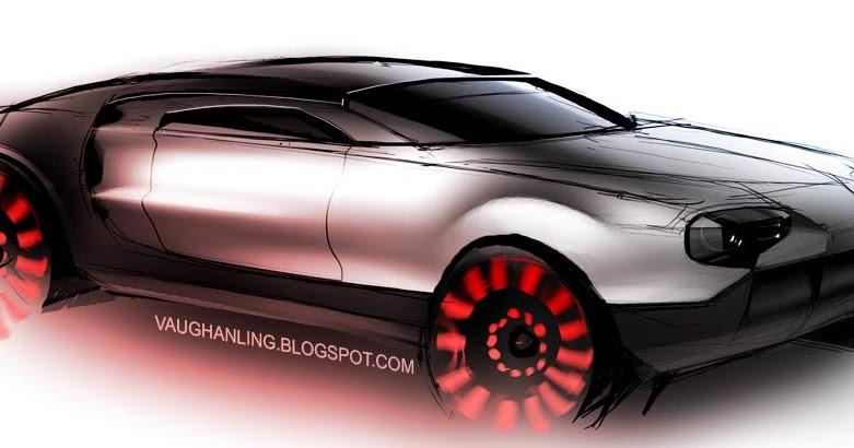 V Ling: A CAR!