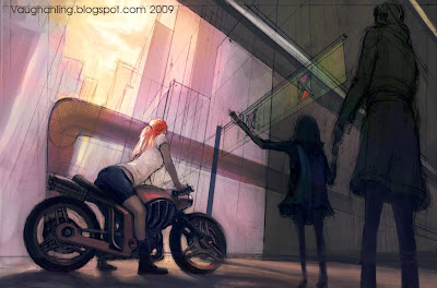 V Ling Bike Enviro Progress D