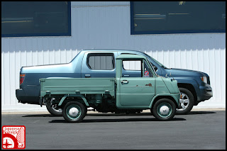 Who has the best lease option for small trucks