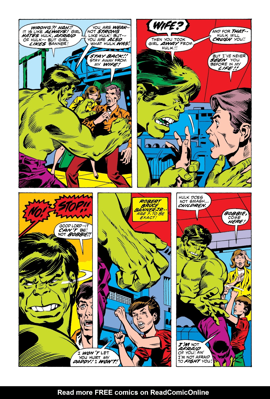 Read online Marvel Masterworks: The Incredible Hulk comic -  Issue # TPB 9 (Part 1) - 42