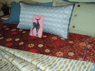 bedroom makeover new bedding