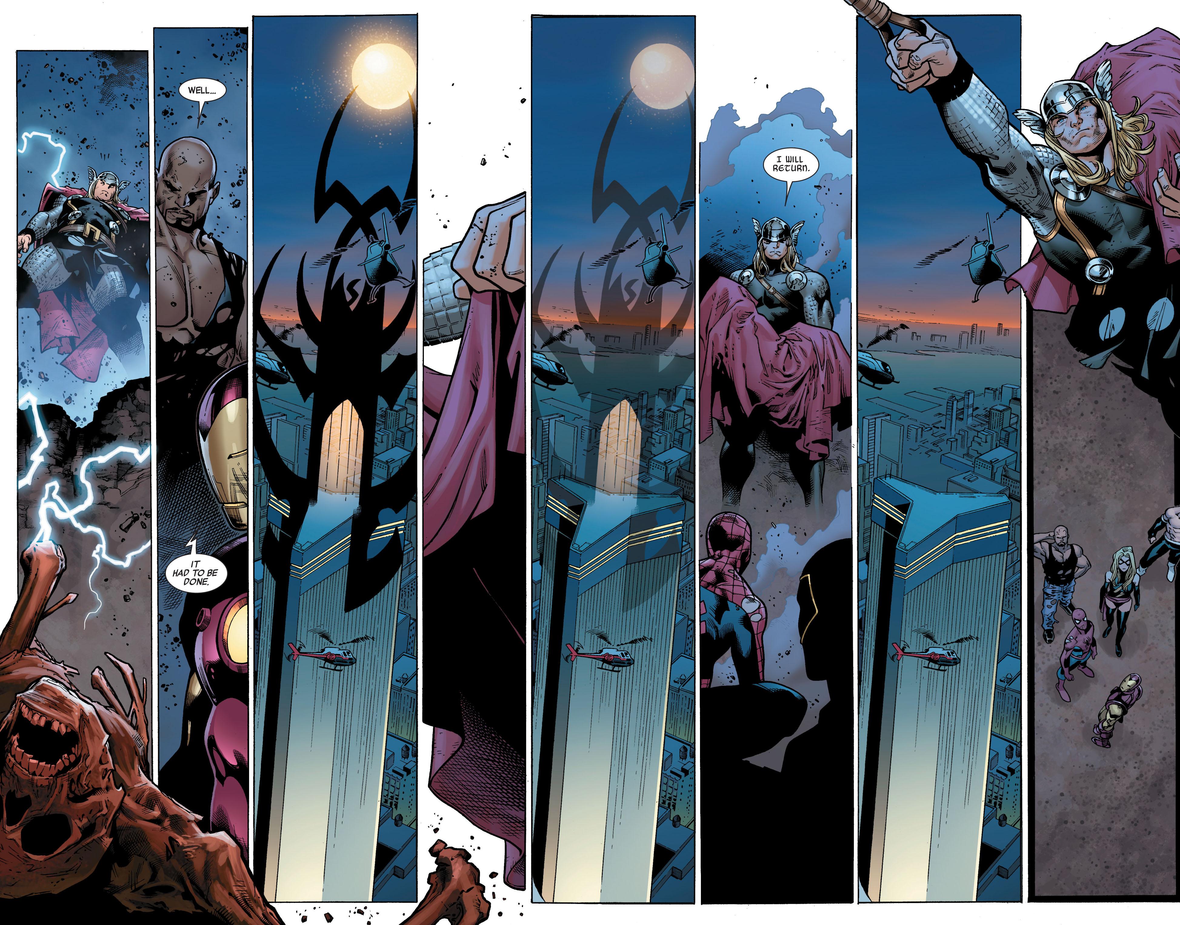 Read online Siege (2010) comic -  Issue #4 - 19