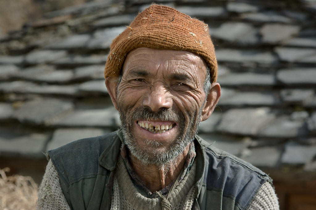 65-year-old farmer