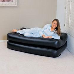 Sofa bed divano letto gonfiabile 5 in 1 divano letto for Divano letto 1 posto