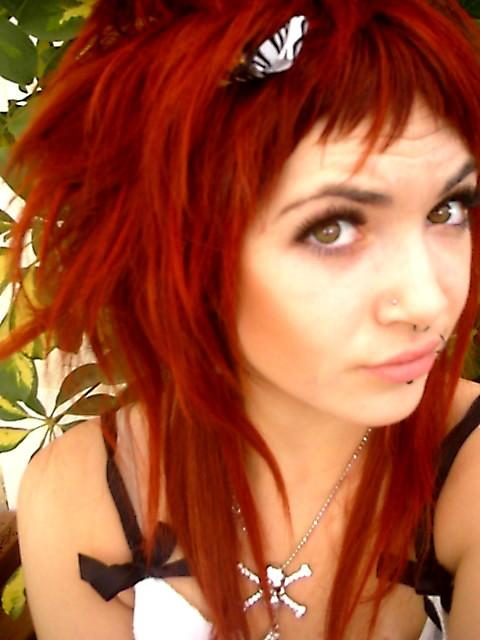 Short Red Hairstyles Short Hairstyles