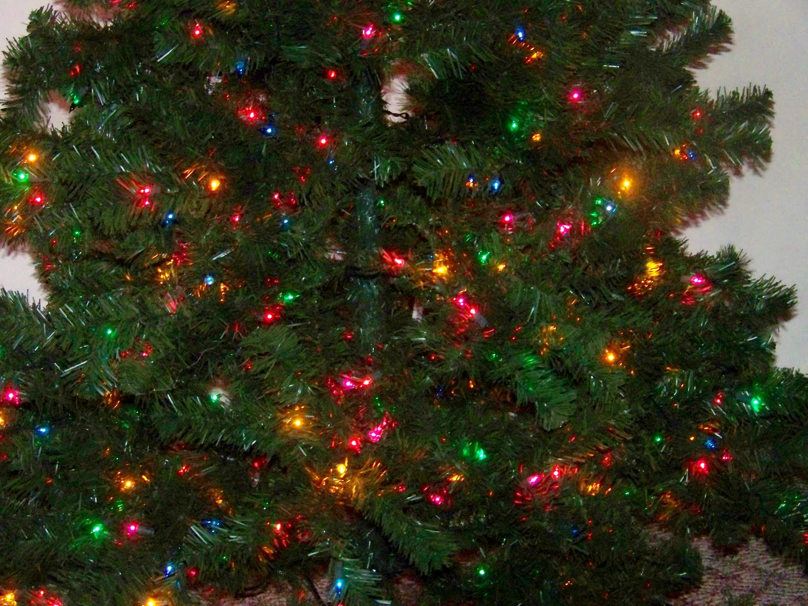 Hickery Holler Farm: O Christmas Tree