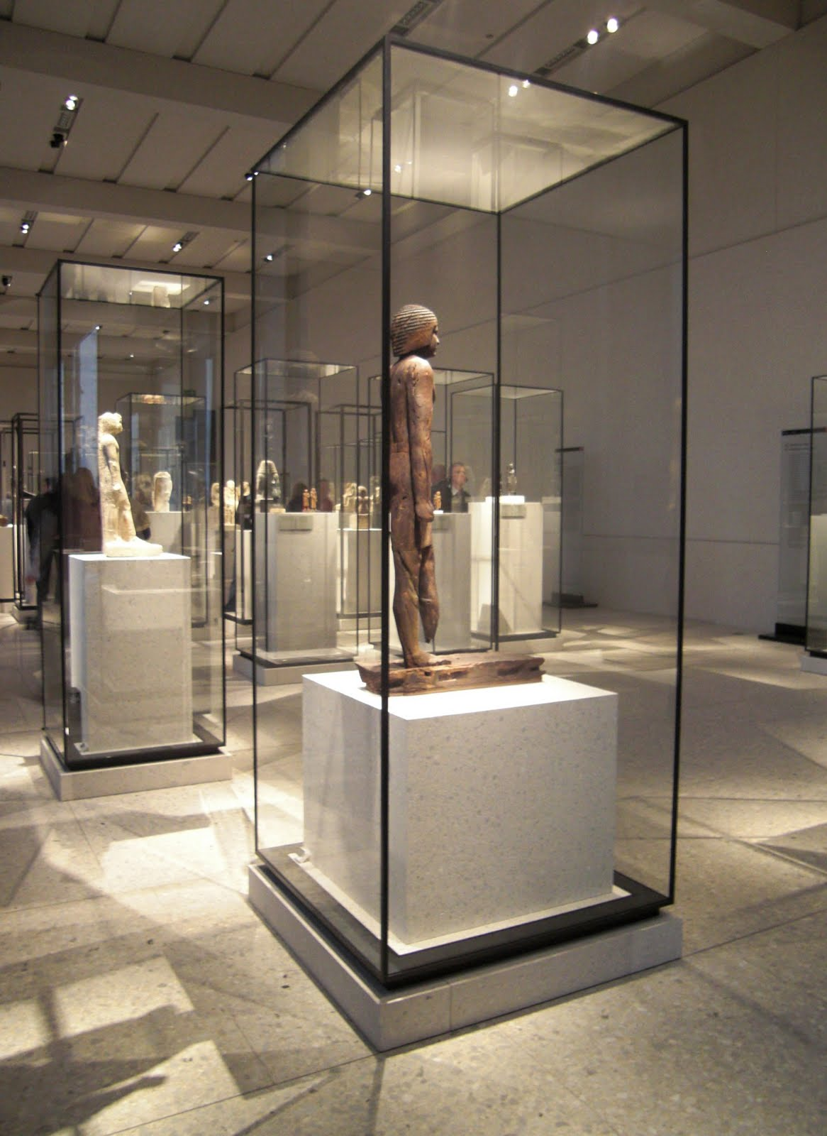 Ma Isd Charlotte Storrar Visit To The Neues Museum