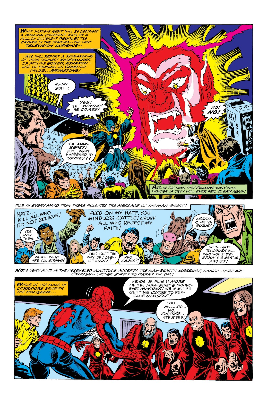 Read online Marvel Masterworks: The Spectacular Spider-Man comic -  Issue # TPB (Part 3) - 57