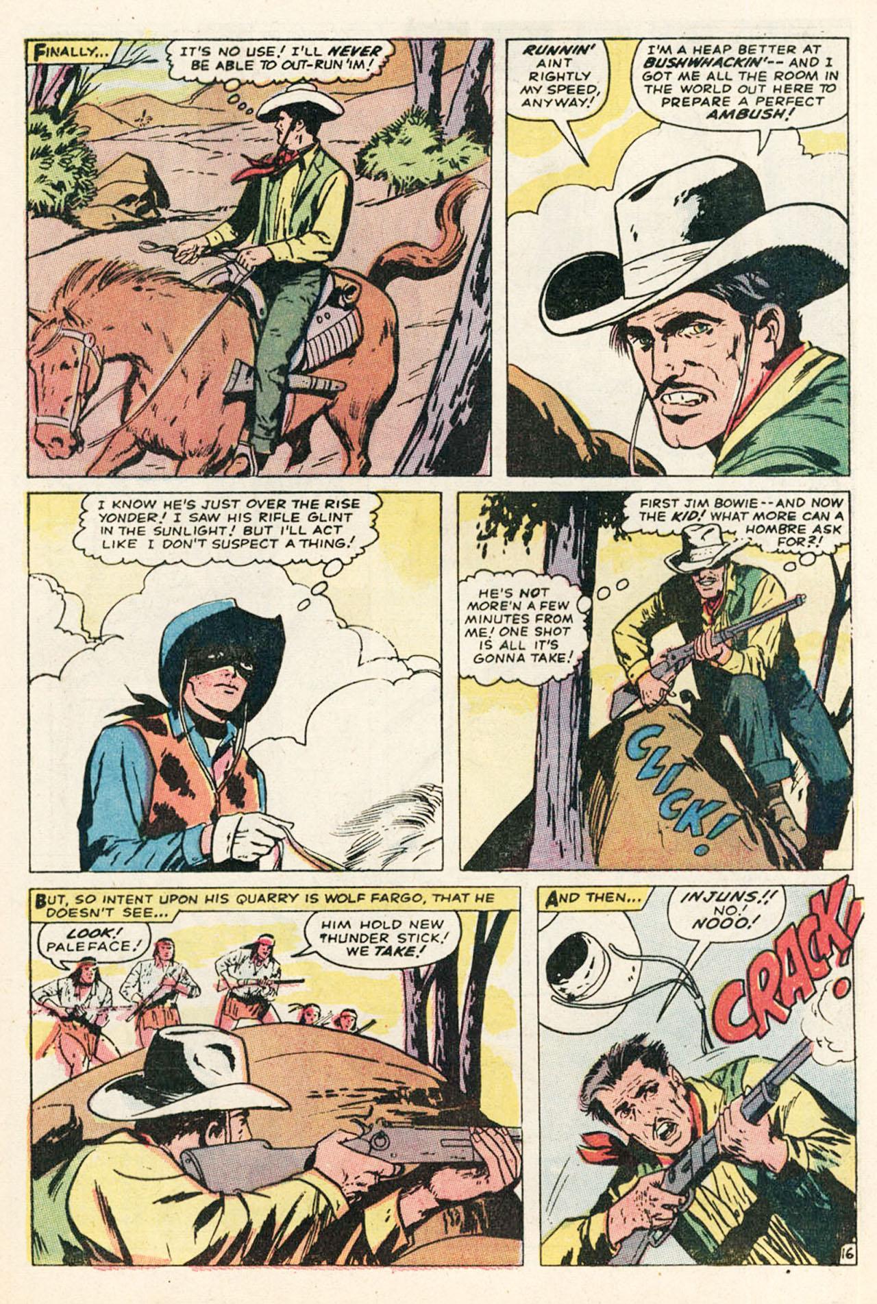 Read online Two-Gun Kid comic -  Issue #95 - 24
