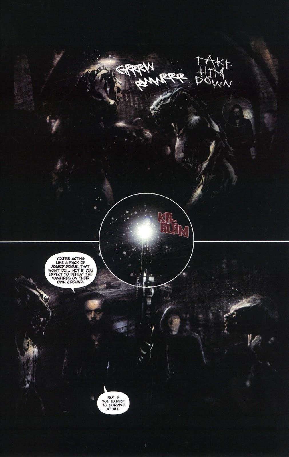 Read online Underworld (2003) comic -  Issue # Full - 9