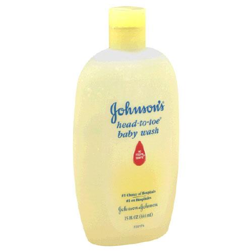Tres Chic Shoppers: Rite Aid: Johnson's Baby Shampoo
