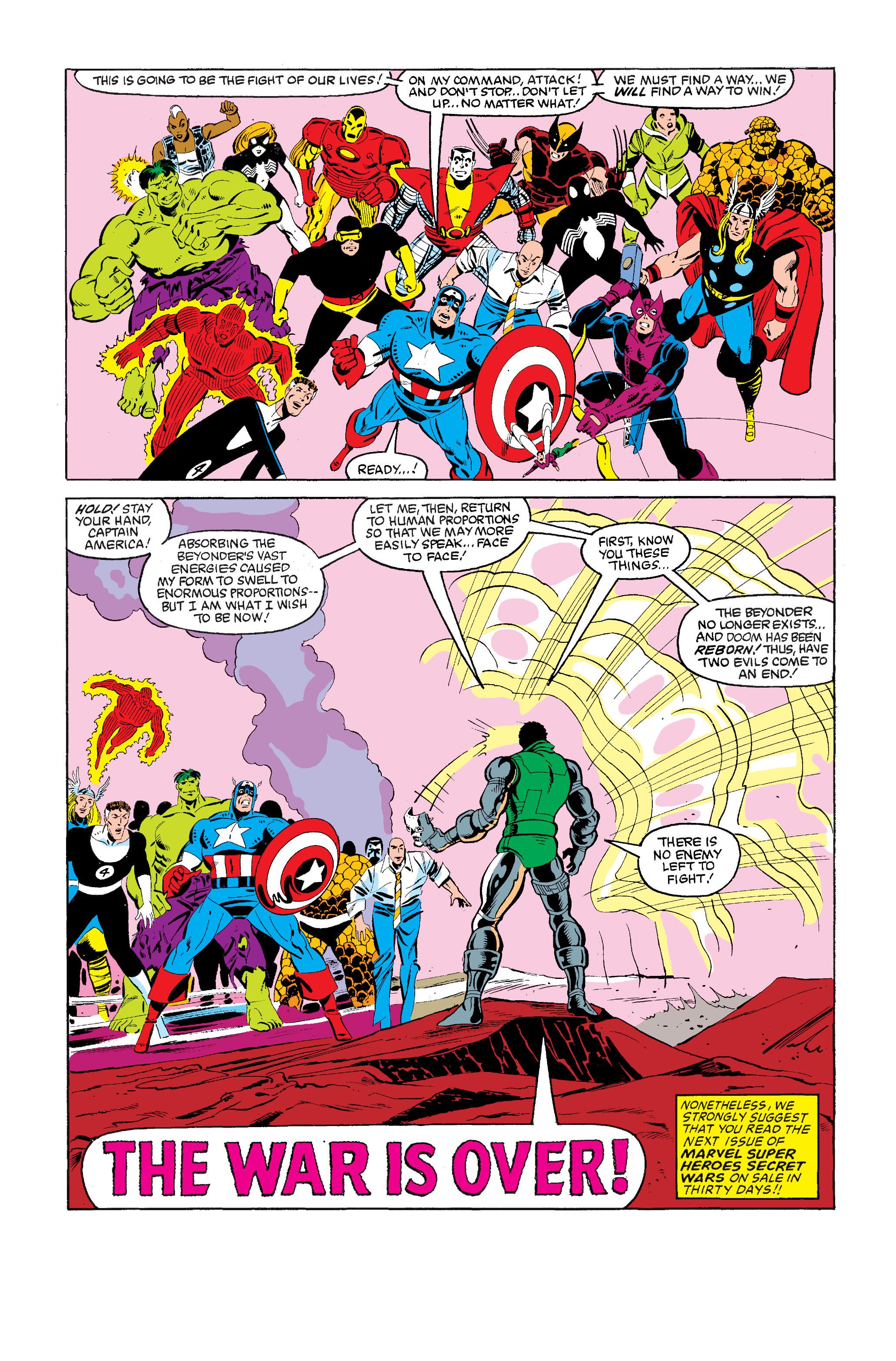Read online Secret Wars Prelude comic -  Issue # Full - 29