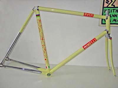 Italian Cycling Journal Cinelli