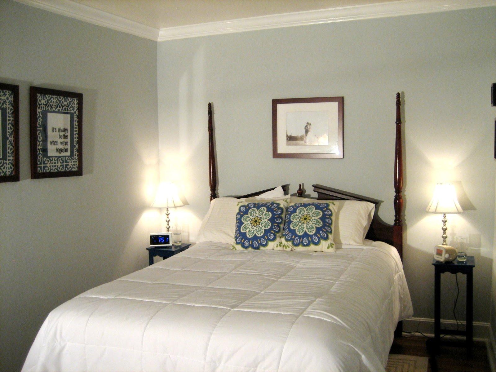 Ten June Before  After Master Bedroom
