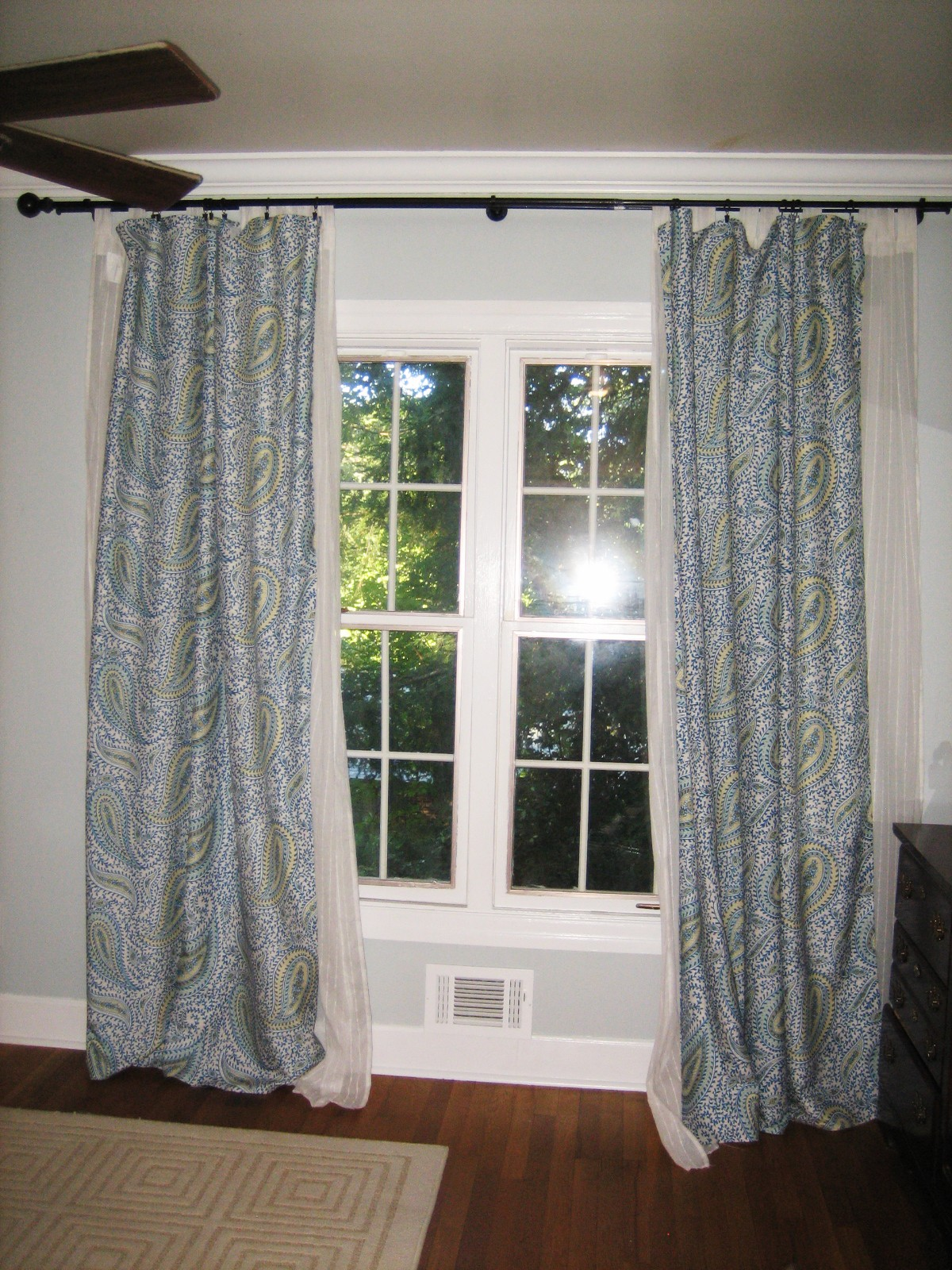 for colors your inch rod home unique curtains and interior captivating decorating with curtain rods window gorgeous