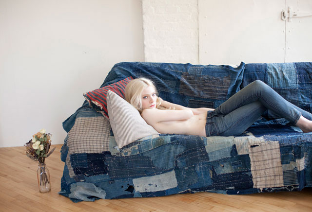 Jeans Blankets Denim Couch Blue Jeans Couch Covers