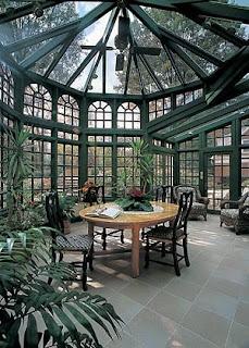 Greenhouse Aesthetic Art
