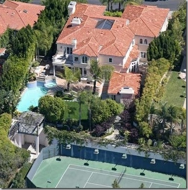 Good Place To Live Avril Lavigne S House