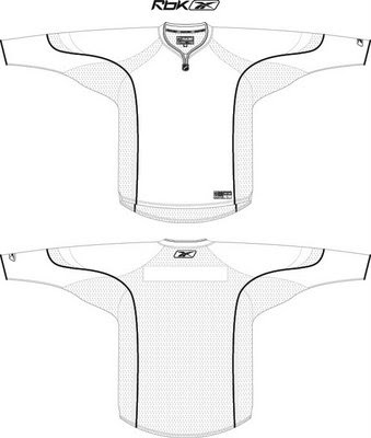 nhl jersey coloring pages   Hockey Blog In Canada: Best Jersey Per City