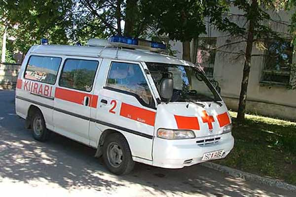 Ambulances around the world