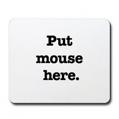 Funny mouse pads - 13Pics | Curious, Funny Photos / Pictures