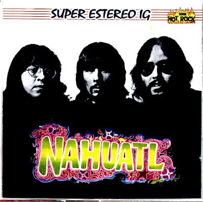 Rock Mexicano:  Nahuatl Caratula