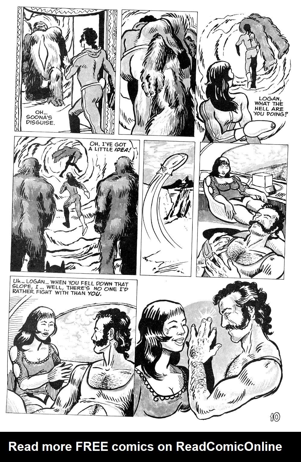 Read online Star*Reach comic -  Issue #4 - 44