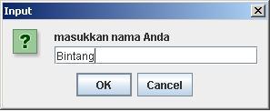Contoh Program Java Sederhana