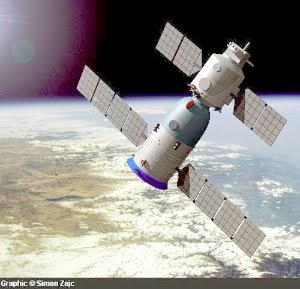 advanced manned spacecraft - photo #11