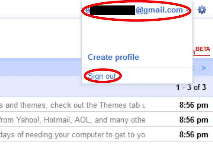 how to sign out of gmail a helpful guide