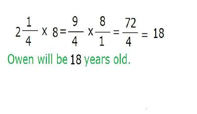 Math Blog 816 (2008): Multiplying Fractions- Homework