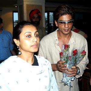 Rani Mukherjee Has Been Sneeking Around With Director Aditya Chopra They Met During The Making Of Hum Tum Married To Payal Khanna