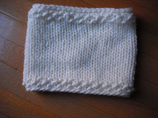 Labor of Love: Free Pattern Friday: One Skein Chunky Cowl