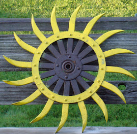 DISC SUNFLOWER