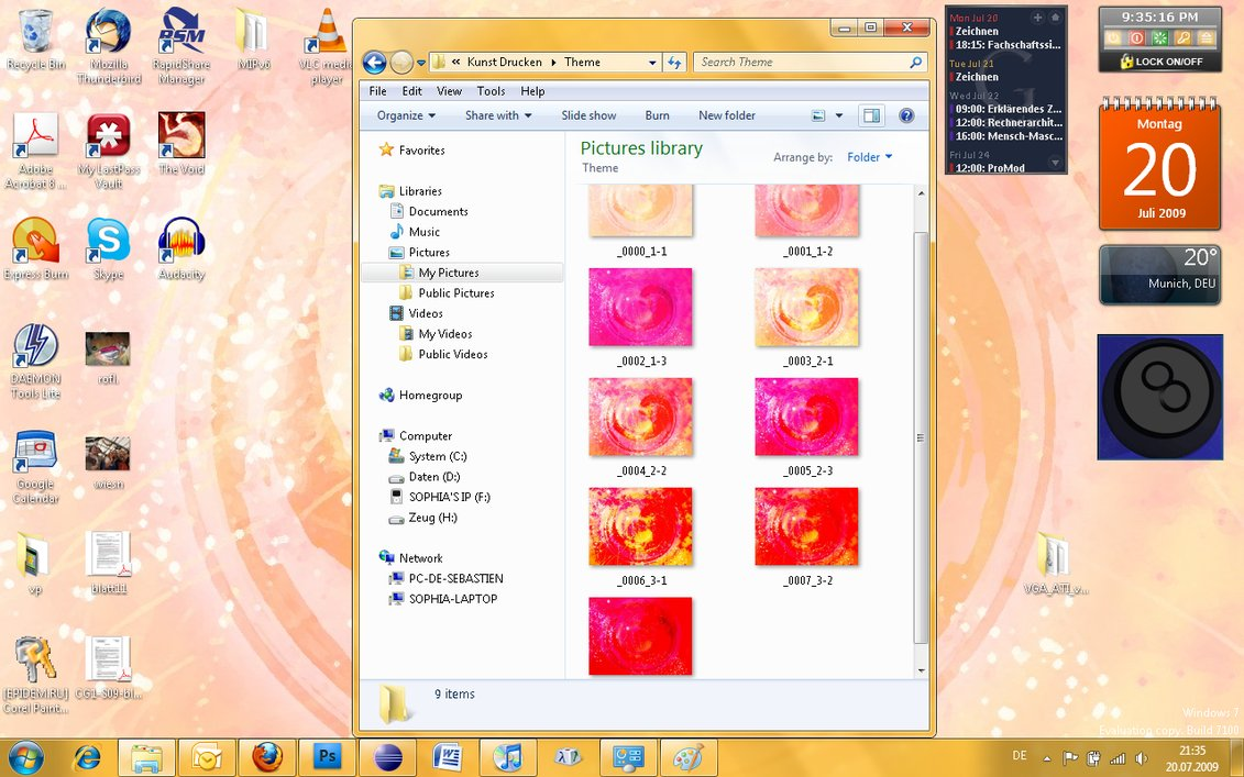 Welcome hackfreek s 10 cool free windows 7 themes - Nasa spacescapes windows 7 ...