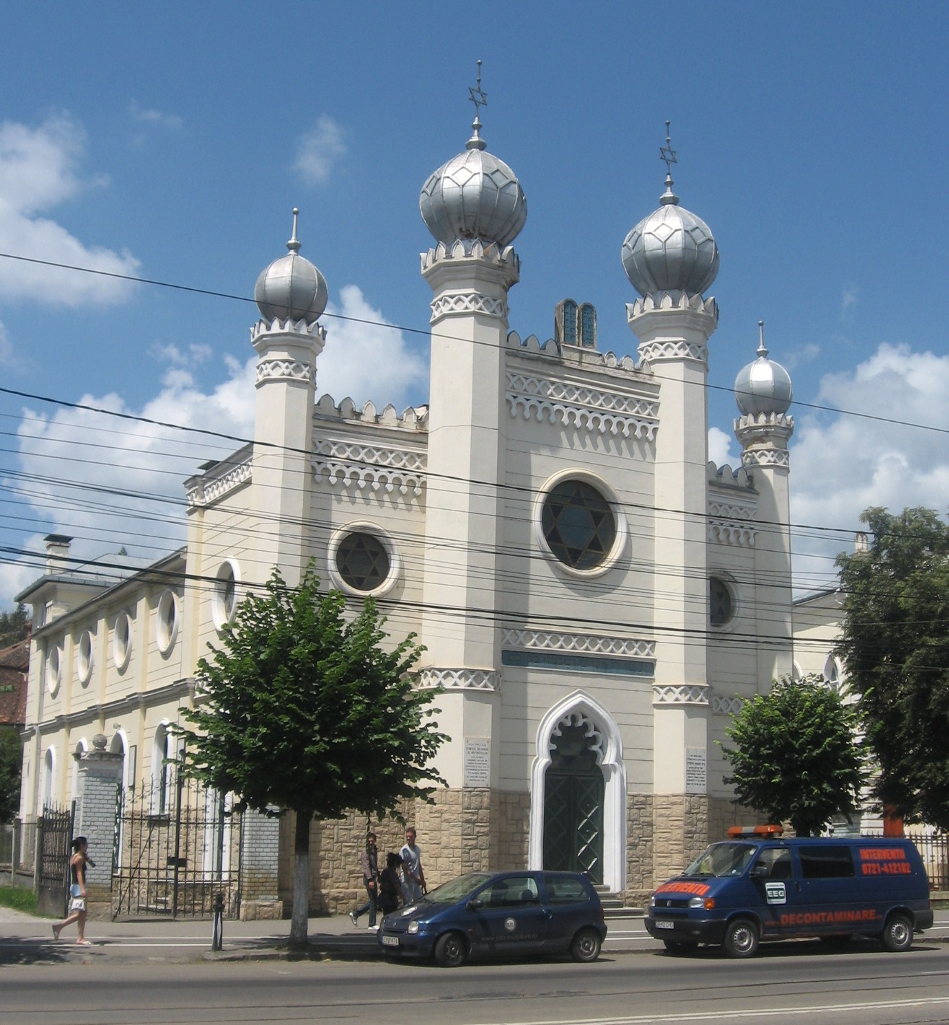 Traveller's guide to Cluj: The Jewish Face of Cluj-Napoca