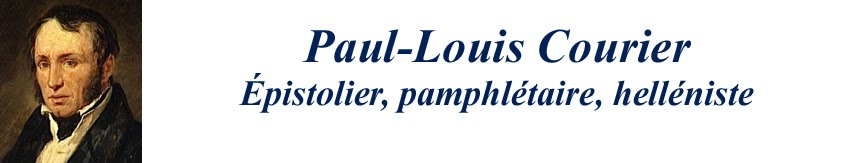 Paul-Louis COURIER