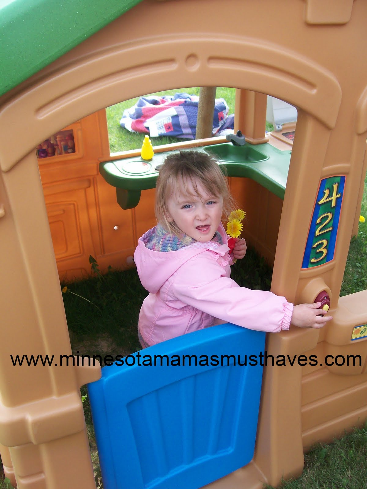 Step2: Step2 Gather & Grille Outdoor Playhouse Review