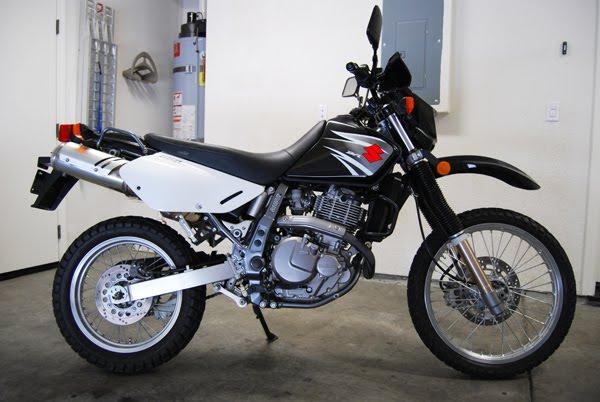 2007 Suzuki DR650