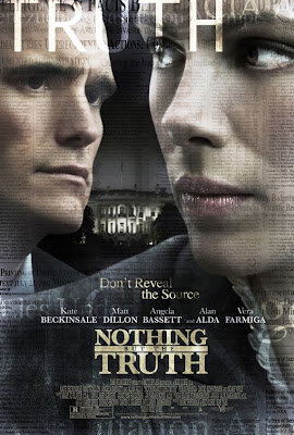 Kate Beckinsale Nothing But The Truth Movie Poster